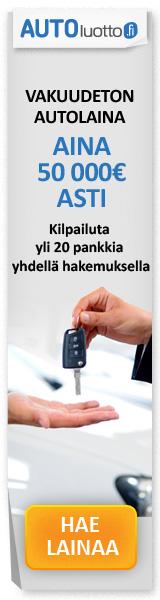 Autolainaa helposti netistä!